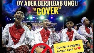 """Download lagu Adek Berjilbab Ungu / Cover by """"Syubbanul muslimin"""" Azmi baper pegang tangan Ahkam😍"""