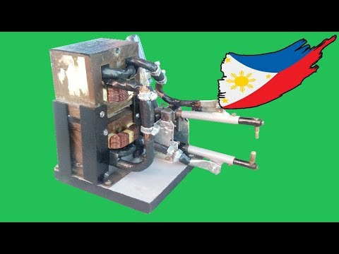 Diy Spot Welder Microwave Oven Transformer Mot Youtube