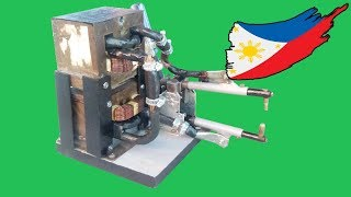Repeat youtube video Diy Spot Welder Microwave Oven Transformer(MOT)