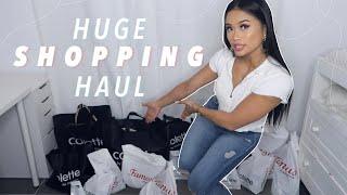 HUGE SHOPPING HAUL -  Colette & Famous Footwear closing down sale