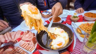 Inside Transylvania - EPIC ROMANIAN FOOD  Wild Stews in Brasov Romania