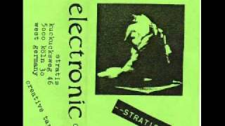 Stratis - Herzlos 1984 Creative Tapes