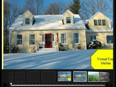 Pownal vermont cape cod style home real estate for sale for Cape style homes for sale