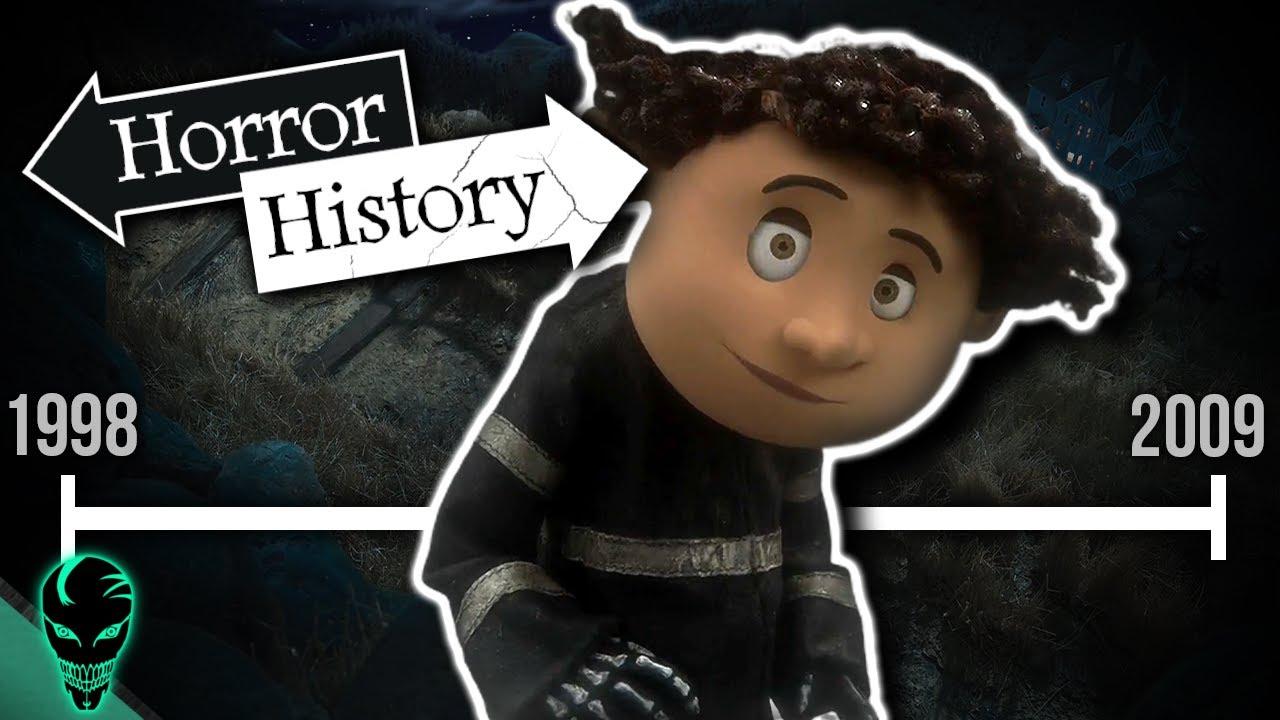 Coraline The History Of Wybie Lovat Horror History Youtube