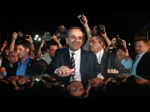 Greek Pro-Bailout Party Wins Most Seats as Majority Reject the Deal