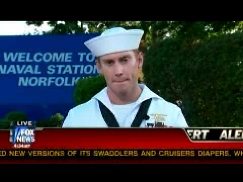 Interview With Navy SEAL Matthew McCabe After His Acquittal