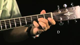 8 open position chords for guitar