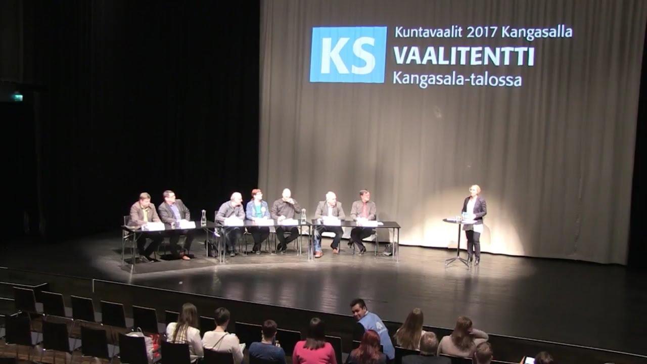 Vaalitentti 28.3.2017