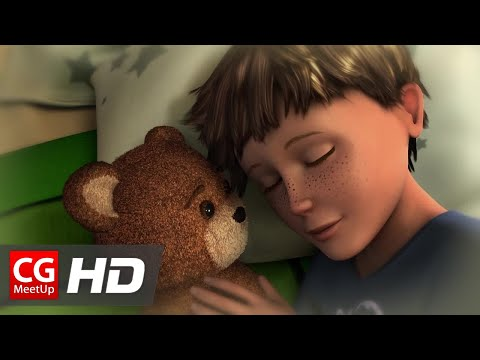 "CGI Animated Short Film HD ""Worlds Apart"" by Michael Zachary Huber 