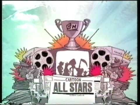 ya viene cartoon all stars bumper de apertura cartoon network