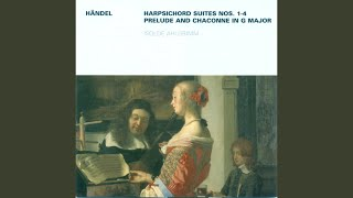 Suite for Harpsichord No. 3 in D Minor, HWV 428: III. Allemande