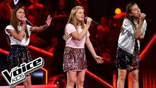 "Węgiel, Kurzac, Dziurdziak - ""Wrecking Ball"" - Bitwy - The Voice Kids Poland"