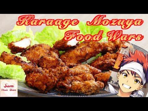 recette-🥡-karaage-mozuya-🍗-food-wars-(shokugeki-no-sôma)-[tuto]