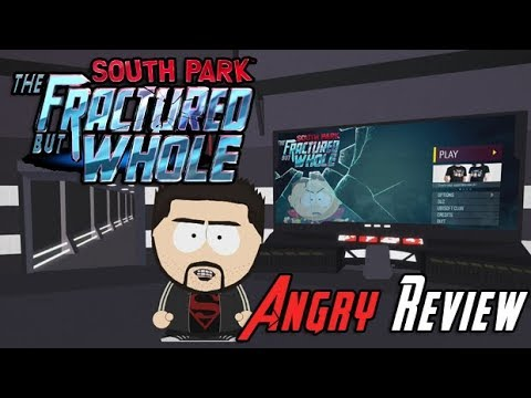 South Park Fractured But Whole Angry Review