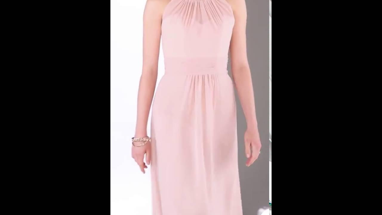 Bridesmaid Dresses 8648 Sorella Vita - YouTube