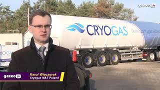 Nowa stacja CNG w Polsce
