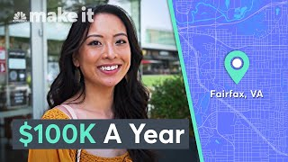 Living On $100K A Year In Fairfax, VA | Millennial Money