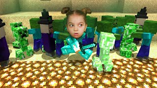 Ameli - Minecraft Song [Official Music Video]