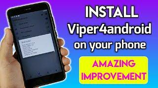 ดาวน์โหลดเพลง Viper4android Fx For Any Android Device 2019 Latest