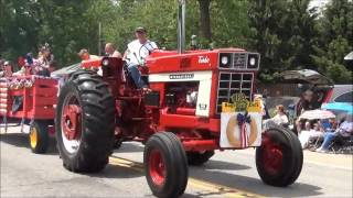 Tractor Parade~Memorial Day Parade 2016