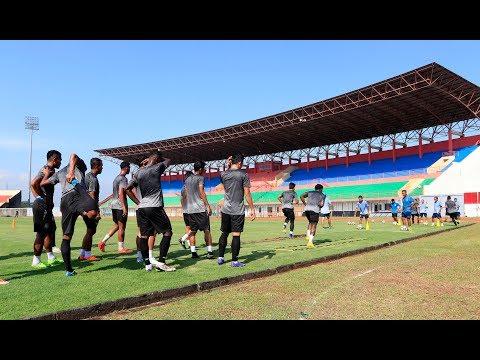 Suasana Latihan PSIS Semarang Jelang Lawan Persija Jakarta