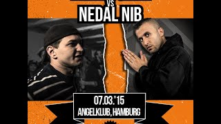 DLTLLY // Rap Battle // Nedal Nib vs Der Fischer