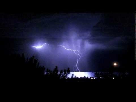 ( Las Vegas ) Electrical Storm : Tormenta Electrica 09/11/2011