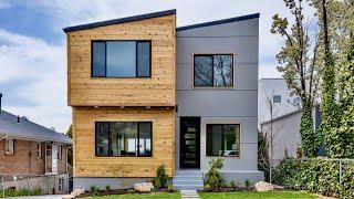 MODERN LUXURY - CUSTOM | DOWNTOWN SLC | VALLEY VIEWS | 3300 sq. | 4 BED | 4 BATH | $1.2 MILLION