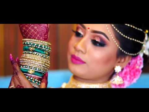Malaysian Indian Wedding Highlights Of PHUVANASANGKARAN & ELAVARASI  By Golden Dreams Gdu