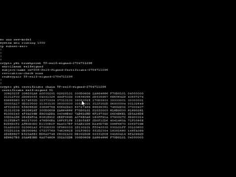 Basic Python Script To Run SSH  On Cisco Switch To Do A Show Running Command