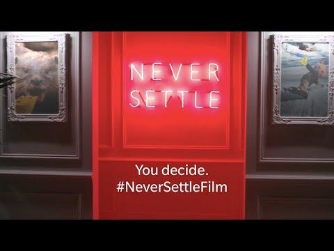 The Never Settle Film: Version 2