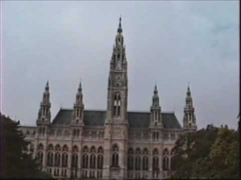 1988 - Austria - Vienna - Rathaus - Burgtheater