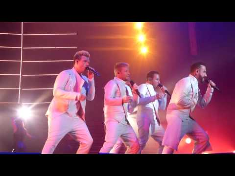Backstreet Boys Las Vegas - 3/1/17:  Get Down