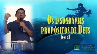Jonas 3 - Pb. Antonio Sousa