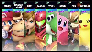 Super Smash Bros Ultimate Amiibo Fights   Request #1324 All Star Battle #7   2019 02 12 23 58 26