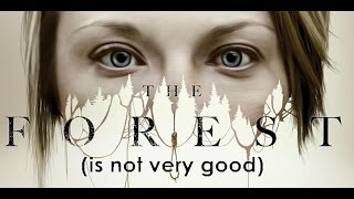 """The Forest"" (2016) is not very good"