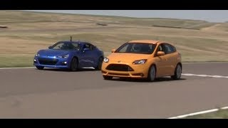 2013 Subaru BRZ: #6 Speedy Race Track Review