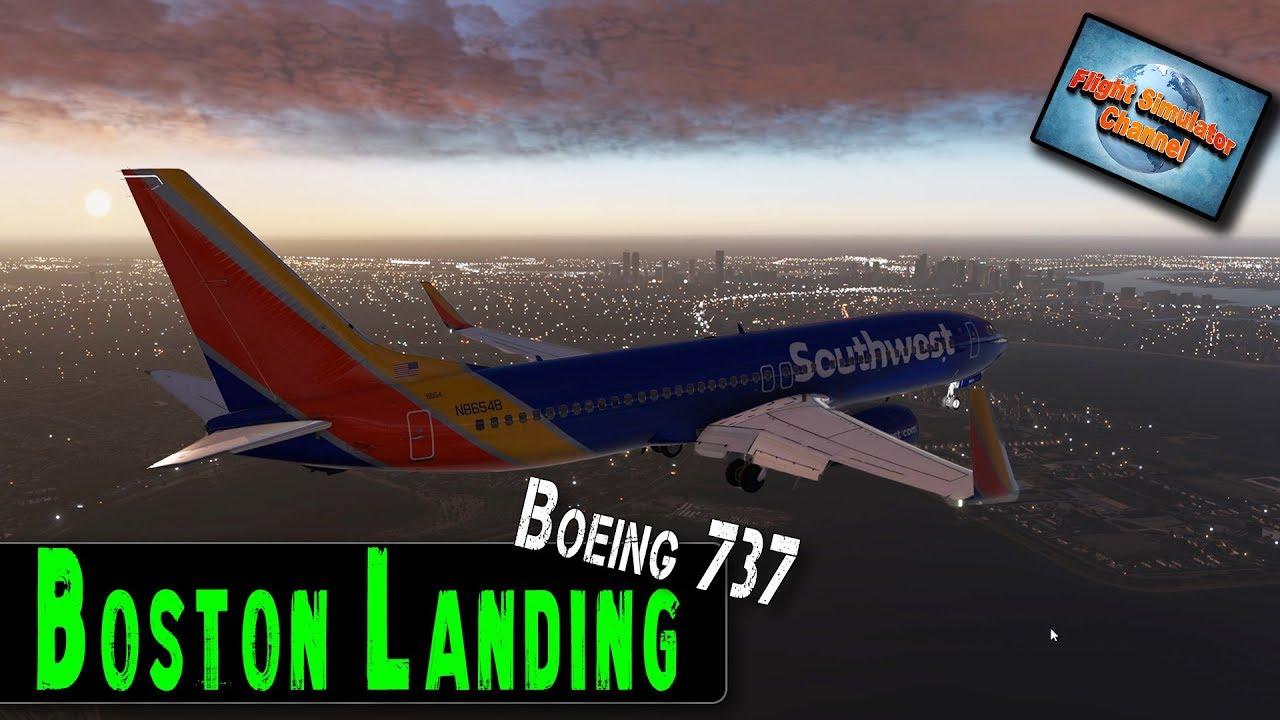 flight simulator with amazing