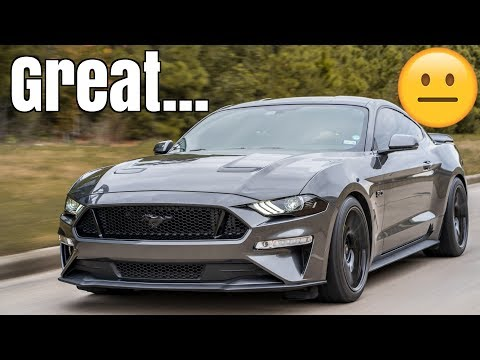 My BRAND NEW Mustang has PISTON SLAP?! 2018 Mustang Issues
