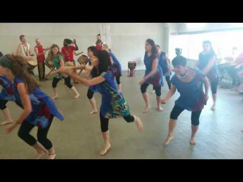 festa danza africana 12 giugno 2016 - Parte 1