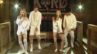 K.A.R.D ♥ Don't Recall -  First Performance [Live]