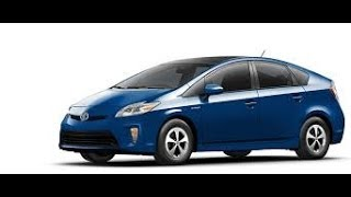 "2014 Toyota Prius Test Drive/Review by ""Average Guy Car Reviews"""