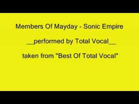members of mayday sonic empire ringtone