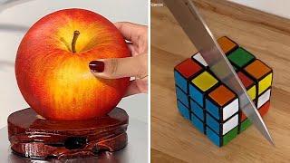 10 Amazing Cake Decorating Compilation | Easy Cake Decorating Ideas | So Tasty Cakes