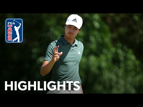 Highlights | Round 2 | Puerto Rico | 2021