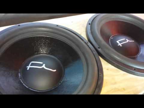 "2 FI SP4 15""s on 5k, 150+ DB on music"