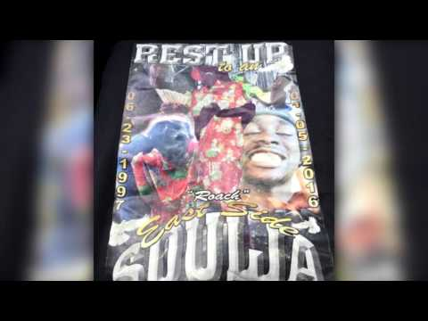 "XXXTENTACION Ft. $ki Mask ""The Slump God"" - R.I.P ROACH ""EAST SIDE SOULJA"" (Prod. Stain)"