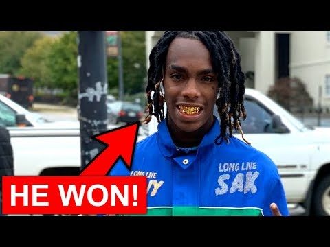YNW Melly wins the case and is scheduled to go home in