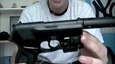 Пневматический пистолет Crosman C21 - YouTube