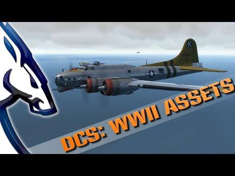DCS World War II: Normandy 44 Map Assets